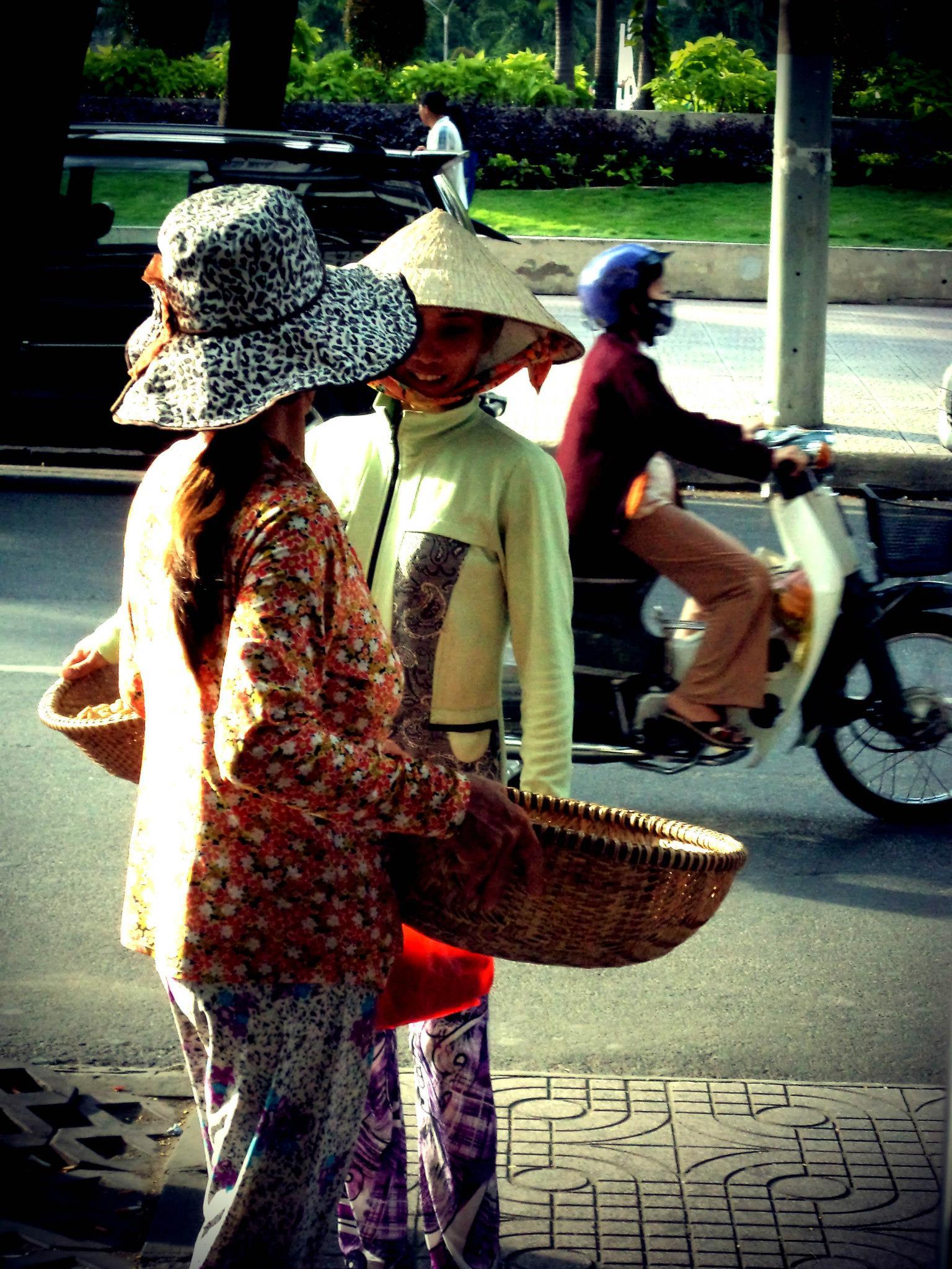 This year: Vietnam. Next Year: Myanmar.